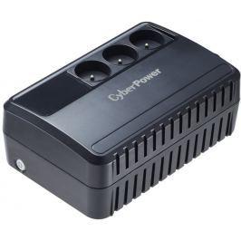 CyberPower Backup Utility UPS 600VA / 360W - 3 české zásuvky (BU600E-FR)