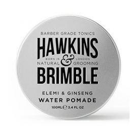 Hawkins & Brimble Pomáda na vlasy na vodní bázi s vůní elemi a ženšenu (Elemi & Ginseng Water Pomade) 100 ml