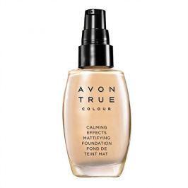 Avon Zklidňující make-up s matující složkou True Colour (Calming Effects Mattifying Foundation) 30 ml (Od