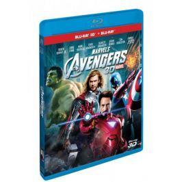 Avengers  3D+2D (2 disky)   - Blu-ray