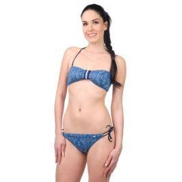 Pepe Jeans dámské plavky Royal Swim S modrá