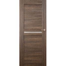 VASCO DOORS Interiérové dveře MADERA kombinované, model 2, Ořech, A