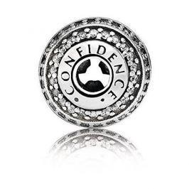 Pandora Stříbrný korálek Essence - Sebevědomí 796022CZ stříbro 925/1000