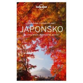 Japonsko - Lonely Planet