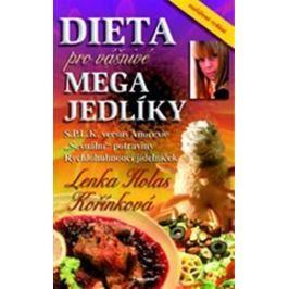Kořínková Lenka: Dieta pro vášnivé megajedlíky