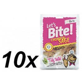 Brit Lets Bite Chompin' Sage 10x150 g