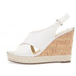 Geox dámské sandály Donna Janira 35 smetanová
