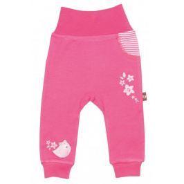 2be3 dívčí tepláky s ptáčkem Cute 56 růžová