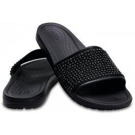 Crocs Sloane Embellished Slide Black/Black W6 (36,5)