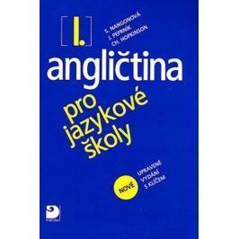 Nangonová,Peprník: Angličtina pro jazykové školy I. - Nová - Učebnice