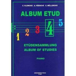 KN Album etud IV Škola hry na klavír