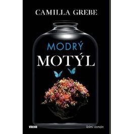 Grebe Camilla: Modrý motýl