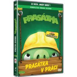 Angry Birds: Prasátka (2. série)   - DVD