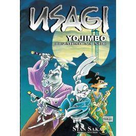 Sakai Stan: Usagi Yojimbo - Bezměsíčná noc