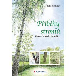 Wohlleben Peter: Příběhy stromů - Co nám o sobě vyprávějí...