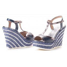 VITTI LOVE dámské sandály 37 modrá