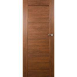 VASCO DOORS Interiérové dveře PORTO plné, model 1, Dub rustikál, A