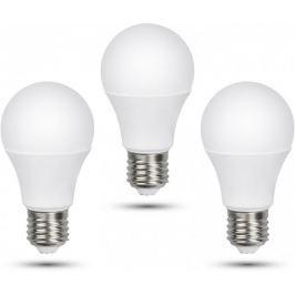 Retlux A60 E27 žárovka 12W teplá bílá, 3 ks
