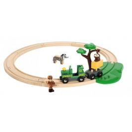 Brio WORLD 33720 Safari železnice
