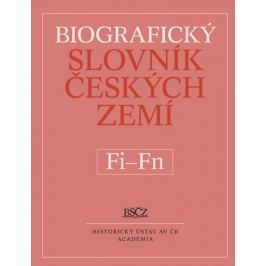 Makariusová Marie: Biografický slovník Českých zemí Fi - Fň