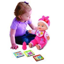 Vtech Little Love - Mluvící miminko