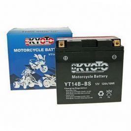 Baterie KYOTO 12V 12Ah  YT14B-BS (dodáváno s kyselinovou náplní)