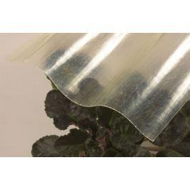LanitPlast Sklolaminát vlna 177/51 síla 0,86 mm čirý 0,92x1,25 m