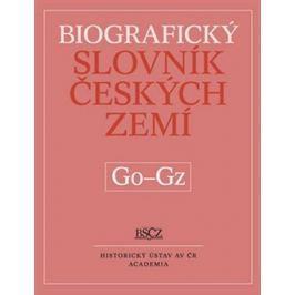 Makariusová Marie: Biografický slovník českých zemí Go-Gz