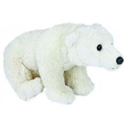 Rappa Plyšový medvěd lední sedící, 24 cm