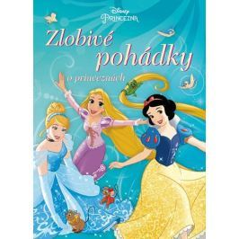 Disney Walt: Princezny - Zlobivé pohádky o princeznách