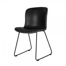 Danish Style Jídelní židle Serena (SET 2 ks), vintage černá