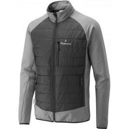 Wychwood Bunda Hybrid Jacket Black Grey L