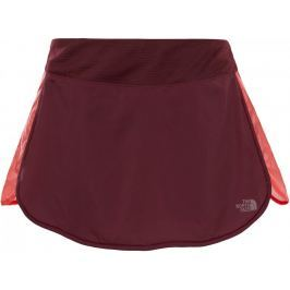The North Face W Better Than Naked Long Haul Skirt Deep garnet red/Cayenne Red XS