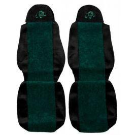 F-CORE Potahy na sedadla PS04, zelené