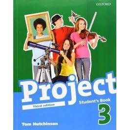 Hutchinson Matt a kolektiv: Project 3 Third Edition SB Intl. Edition