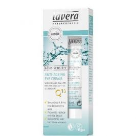 Lavera Oční krém s koenzymem Q10 (Anti-Ageing Eye Cream) 15 ml