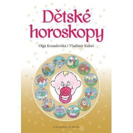 Krumlovská Olga, Kubeš Vladimír,: Dětské horoskopy