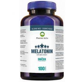 Pharma Activ Melatonin 80 tbl. + 20 tbl. ZDARMA