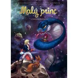 de Saint-Exupéry Antoine: Malý princ a Hadova planeta