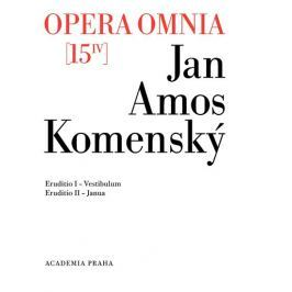 Komenský Jan Ámos: Opera omnia 15/IV - Eruditionis scholasticae pars prima, Vestibulum a Eruditionis