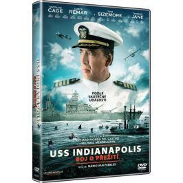 USS Indianapolis: Boj o přežití   - DVD