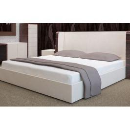 My Best Home Froté napínací prostěradlo, na matraci 90x200 cm bílá