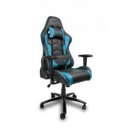 Connect IT herní křeslo CI-1157 černé/modré