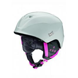 Head Cloe white/pink M/L 56-59cm