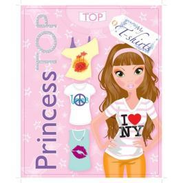 Princess TOP My T-shirts 2 (růžová)