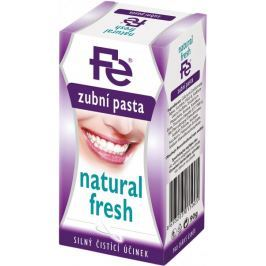 FE Bělící zubní pasta Natural Fresh 90 g