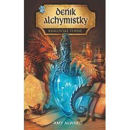 Alward Amy: Deník alchymistky - Královské turné