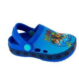 Disney by Arnetta chlapecké sandály Paw Patrol 22,5 modrá