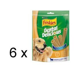 Friskies Dental Delicious M 6 x 200g