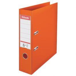 Pořadač pákový polypropylen Esselte No.1 POWER A4 7,5 cm oranžový